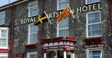 Royal Sportsman Hotel Four In A Bed
