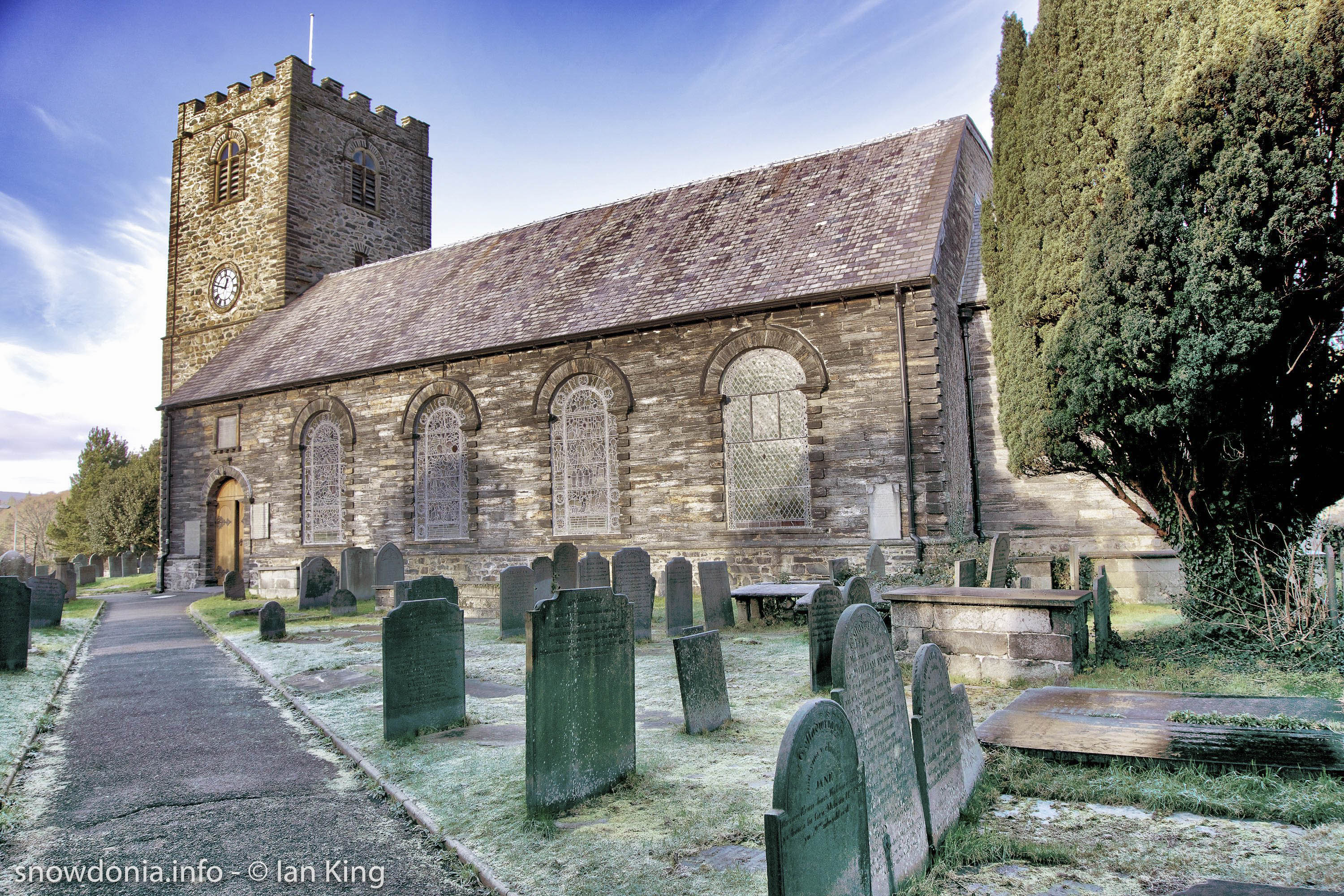 St Mary S Church Snowdonia In Wales Make Your Own Beautiful  HD Wallpapers, Images Over 1000+ [ralydesign.ml]