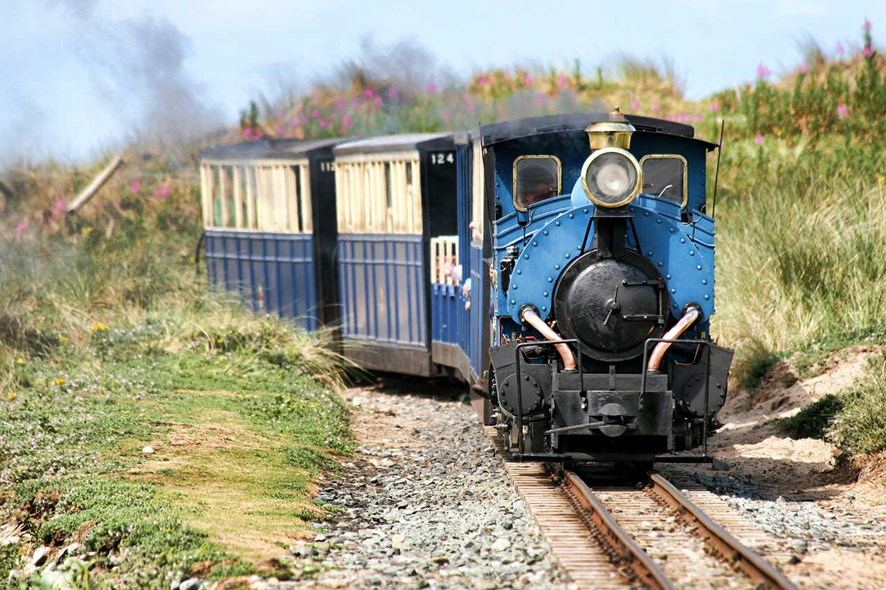 The Fairbourne Railway