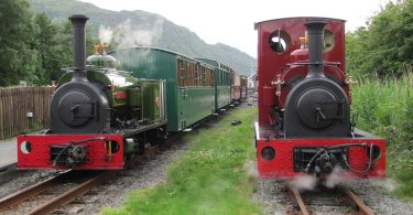 The Welsh Highland Heritage Railway - Photo © Mike Chapman