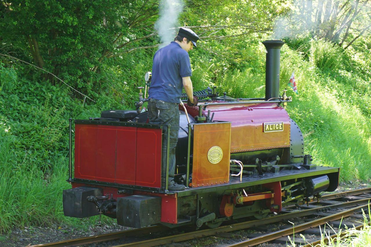Bala Lake Railway (Rheilffordd Llyn Tegid)