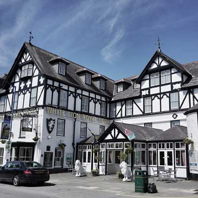 The White Lion Royal Hotel, Bala