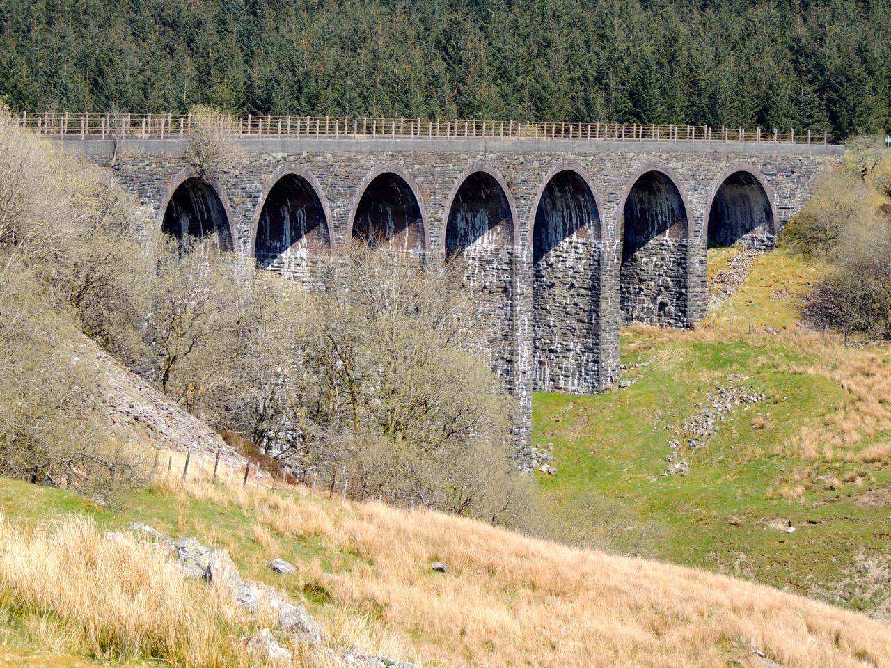 Cwm Prysor Viaduct, near Trawsfynydd