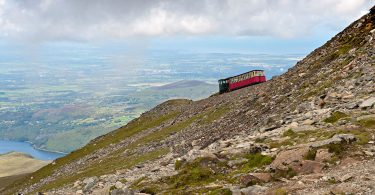 The Snowdon Mountain Railway