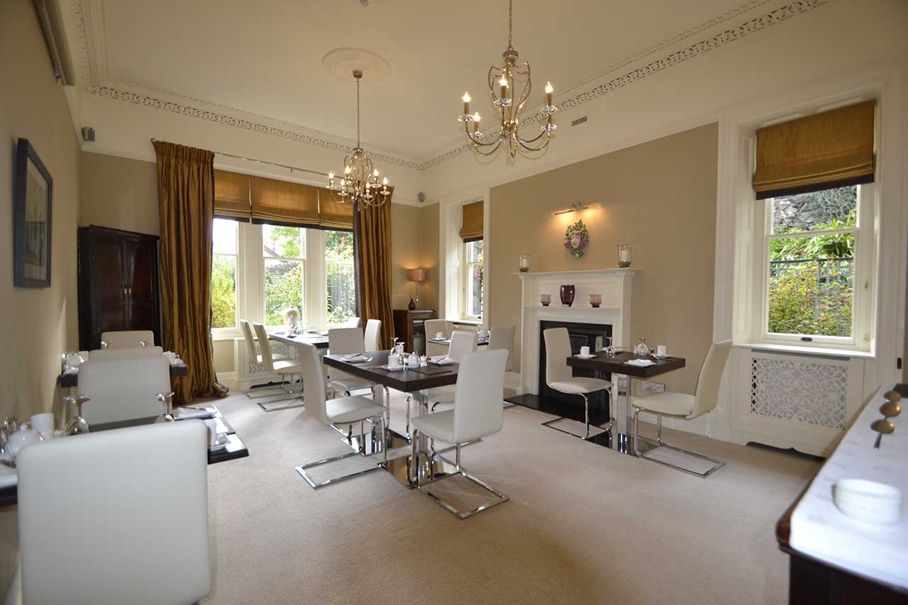 Ffynnon Dining Room
