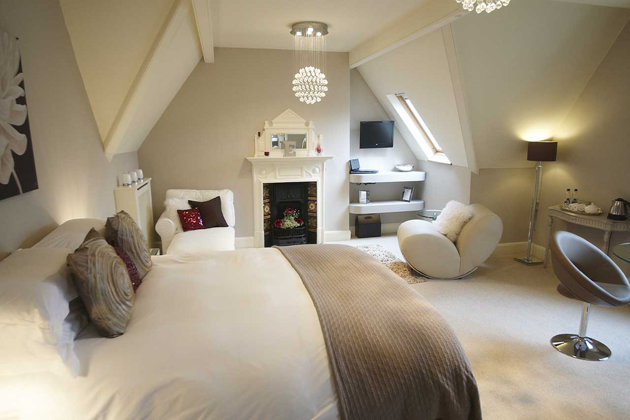 Ffynnon (Emily Bedroom)