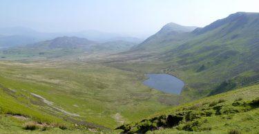 Llyn Cyri and Cader Idris, Snowdonia