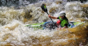 The National White Water Centre