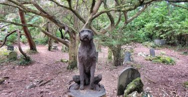 The Dog's Graveyard at Portmeirion