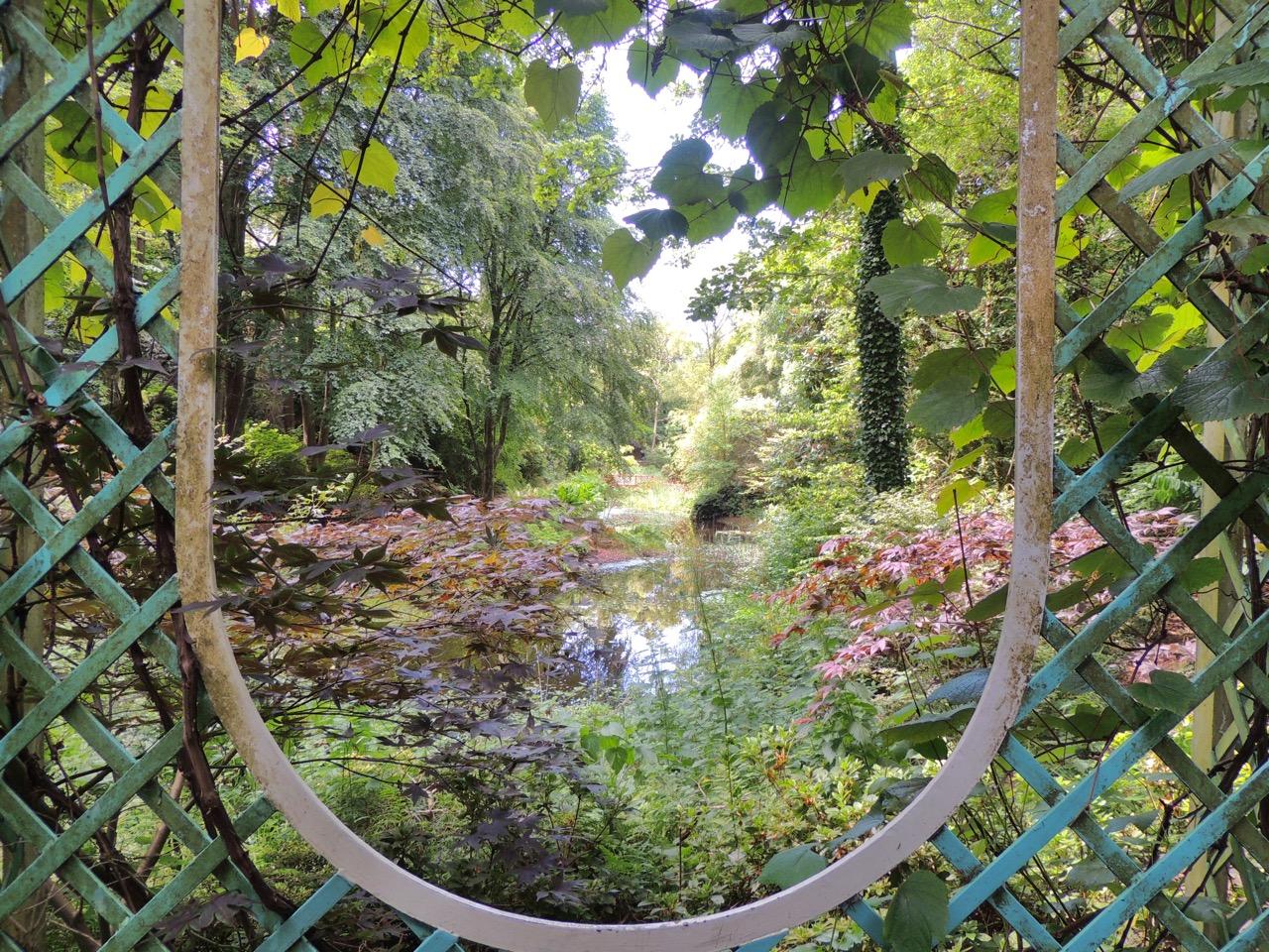 The Japanese Garden at Portmeirion