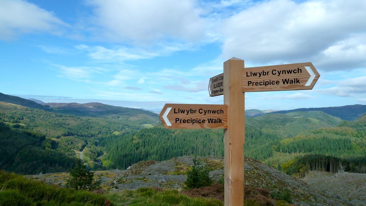 Precipice Walk (Llwybr Cynwch)
