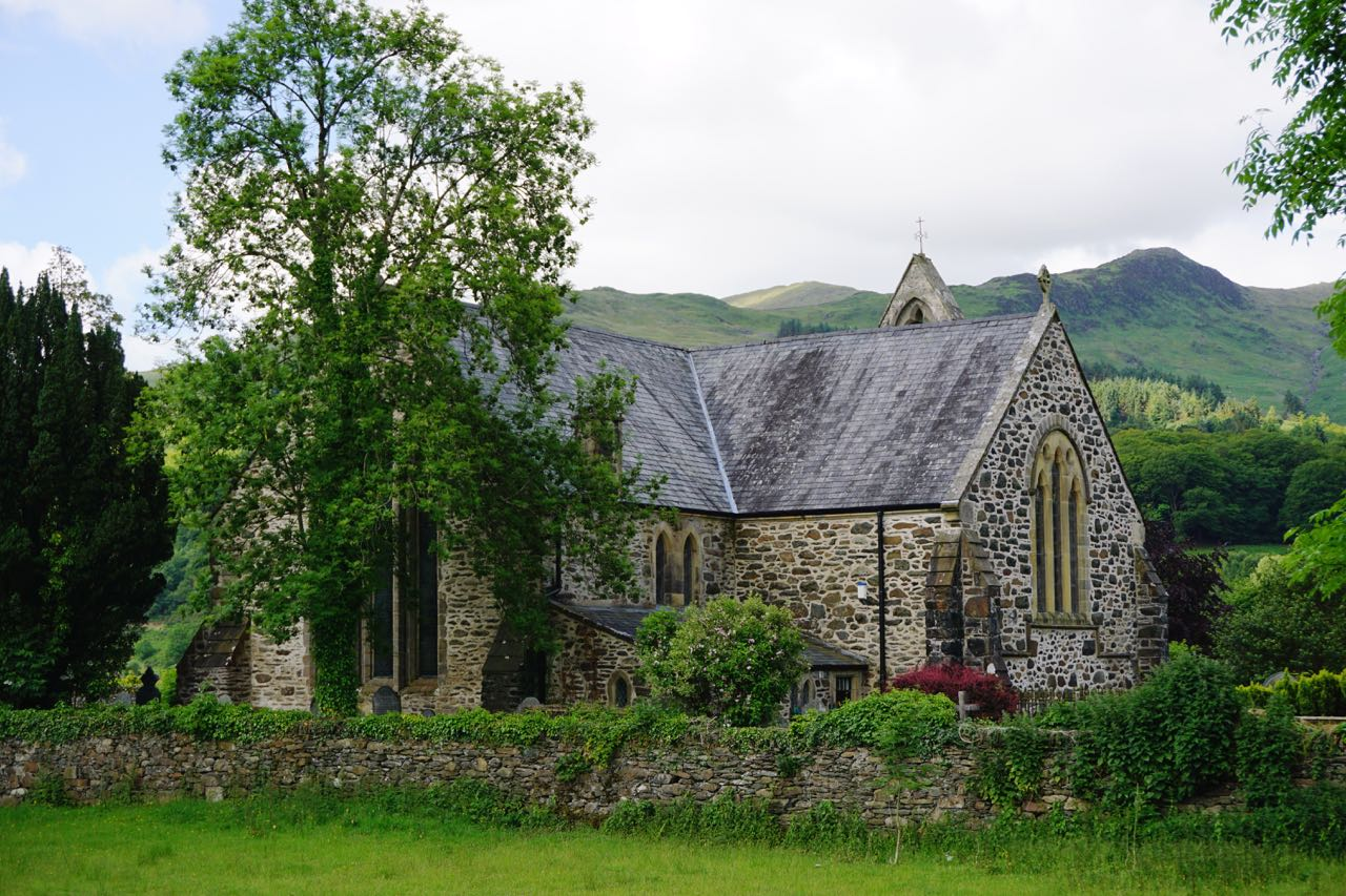 St. Marys Church, Beddgelert
