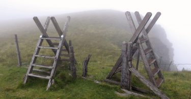 Stiles to the End of the Earth - Tyrau Mawr, Cader Idris