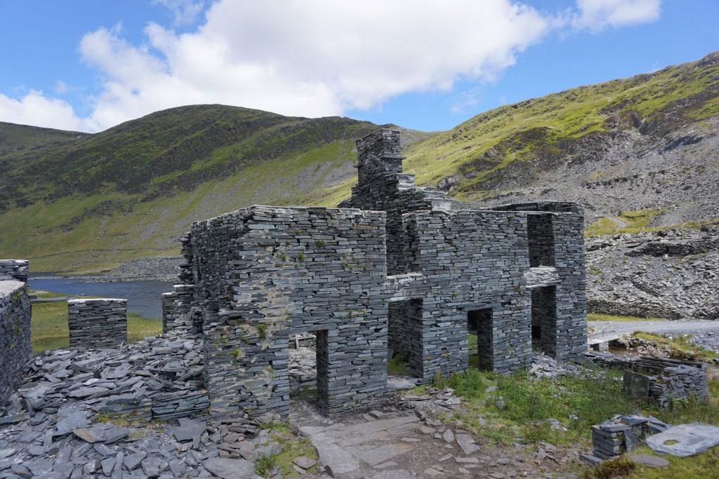 Tai Llyn, Cwmorthin Slate Quarry
