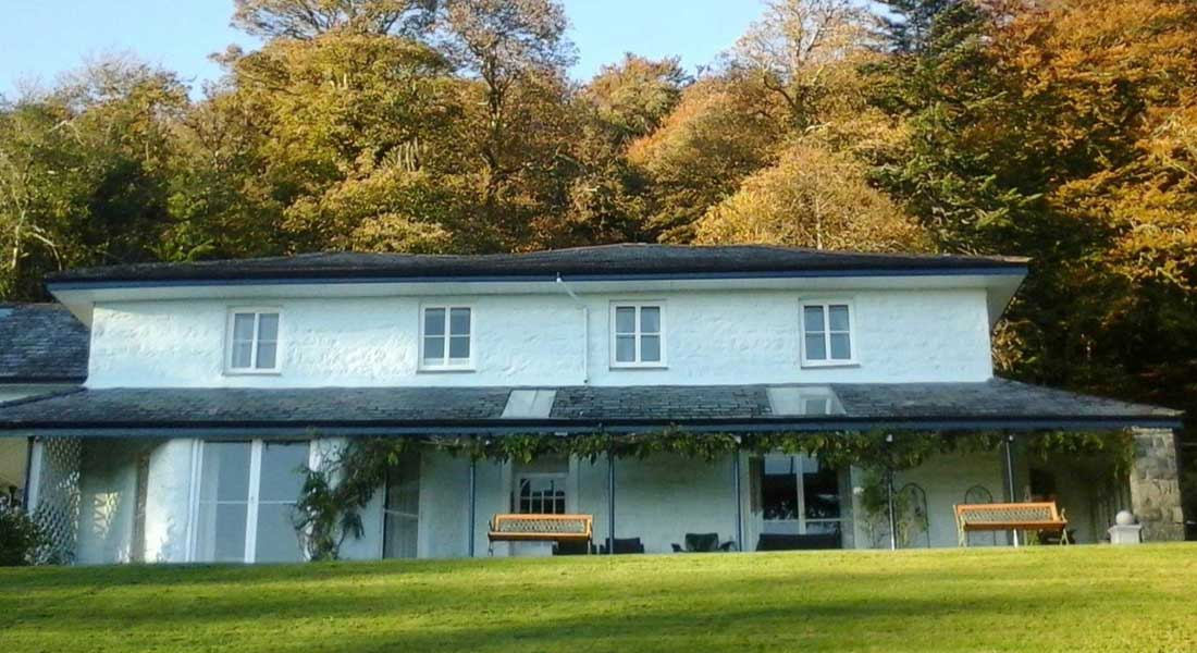 Plas Tan Yr Allt Historic Country House